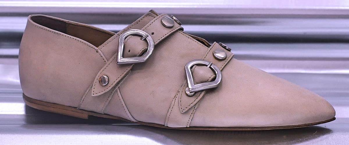Ballerine donna a punta   1725.a - scarpe made in Italy