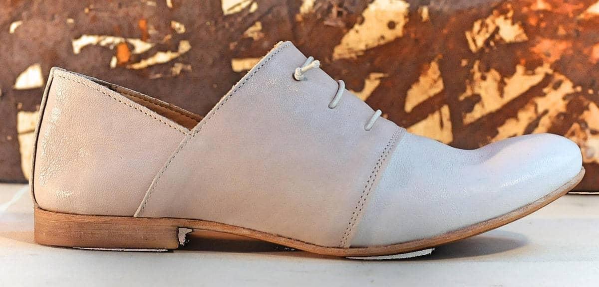 Parigina donna con stringhe | !725.a - scarpe made in Italy