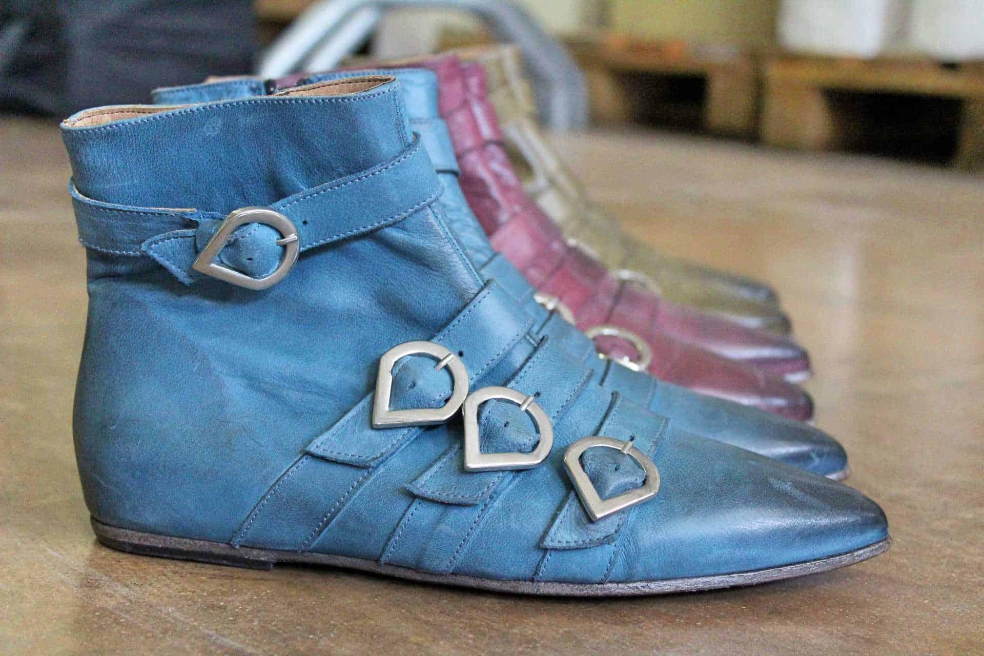 tronchetto punta dettaglio | 1725.a - scarpe made in Italy