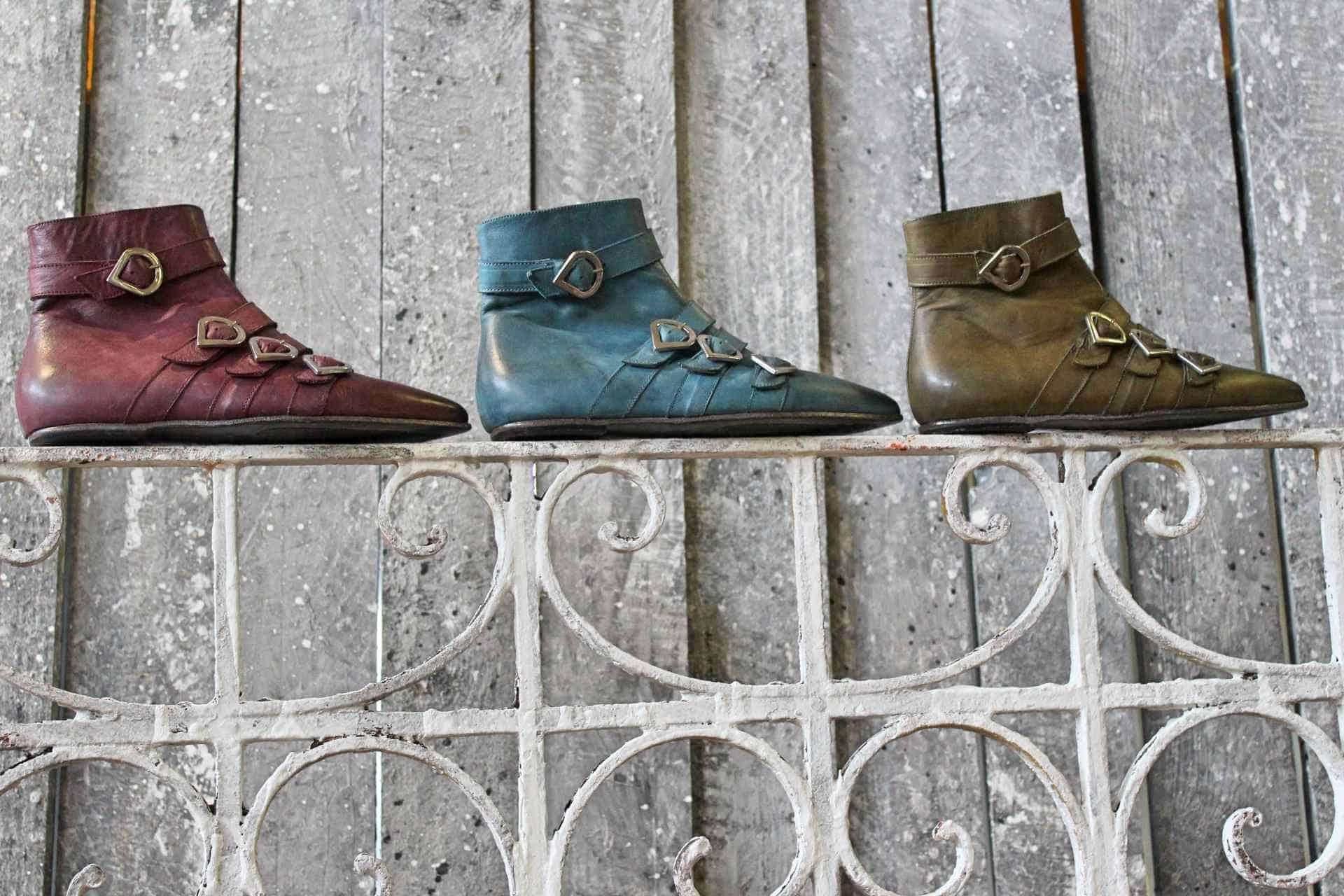 tronchetti profilo | 1725.a - scarpe made in Italy