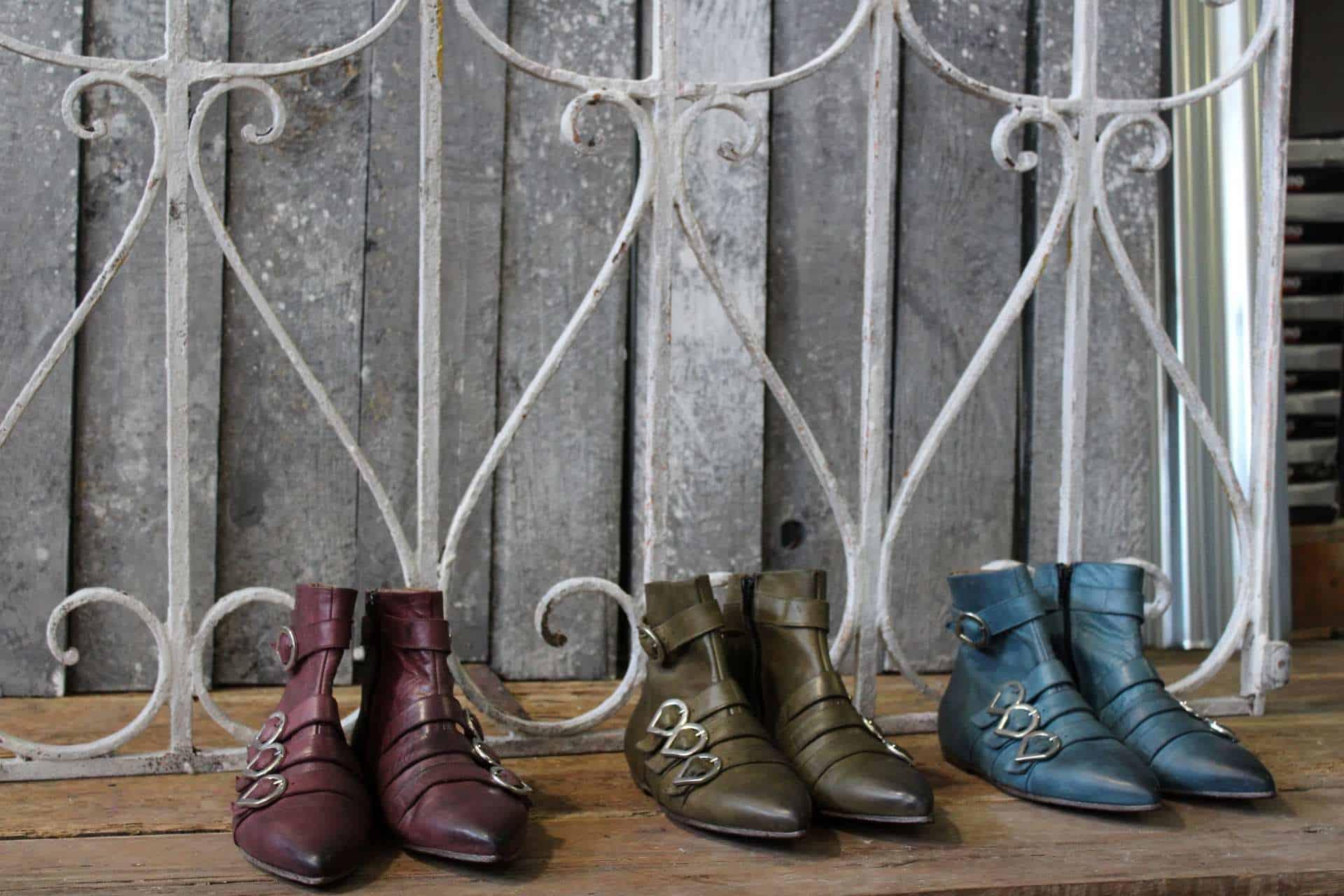 tronchetti donna | 1725.a - scarpe made in Italy